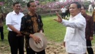 Jokowi dan Prabowo. (foto: tribunnews/*)