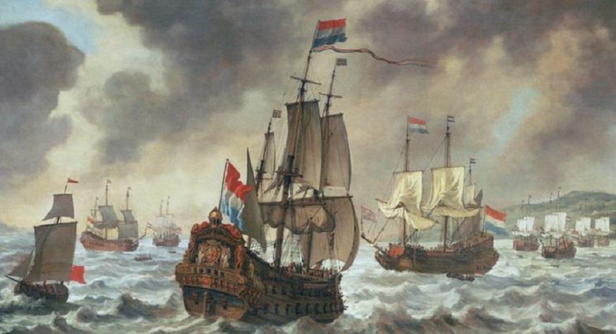 Kedatangan Bangsa Eropah di wilayah Nusantara awalnya hanya untuk kepentingan perdagangan yang berubah menjadi kolonialisme. (foto: ist/palontaraq)