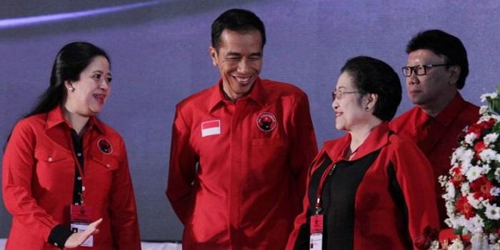 Jokowi dan Puang Maharani, Presiden dan Ketua DPR RI - Akankah bertahan lama?