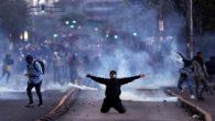 400 demonstran ditangkap dalam Kerusuhan di Equador. (foto: ist/palontaraq)
