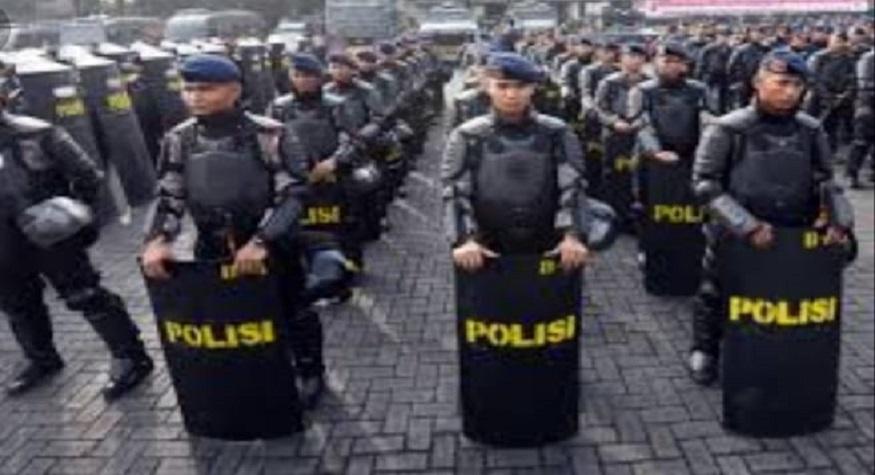 Masihkah Polisi, pelindung dan pengayom masyarakat? (foto: ist/palontaraq)