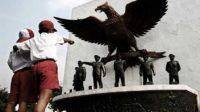 Monumen Kesaktian Pancasila, Jakarta. (foto: ist/palontaraq)