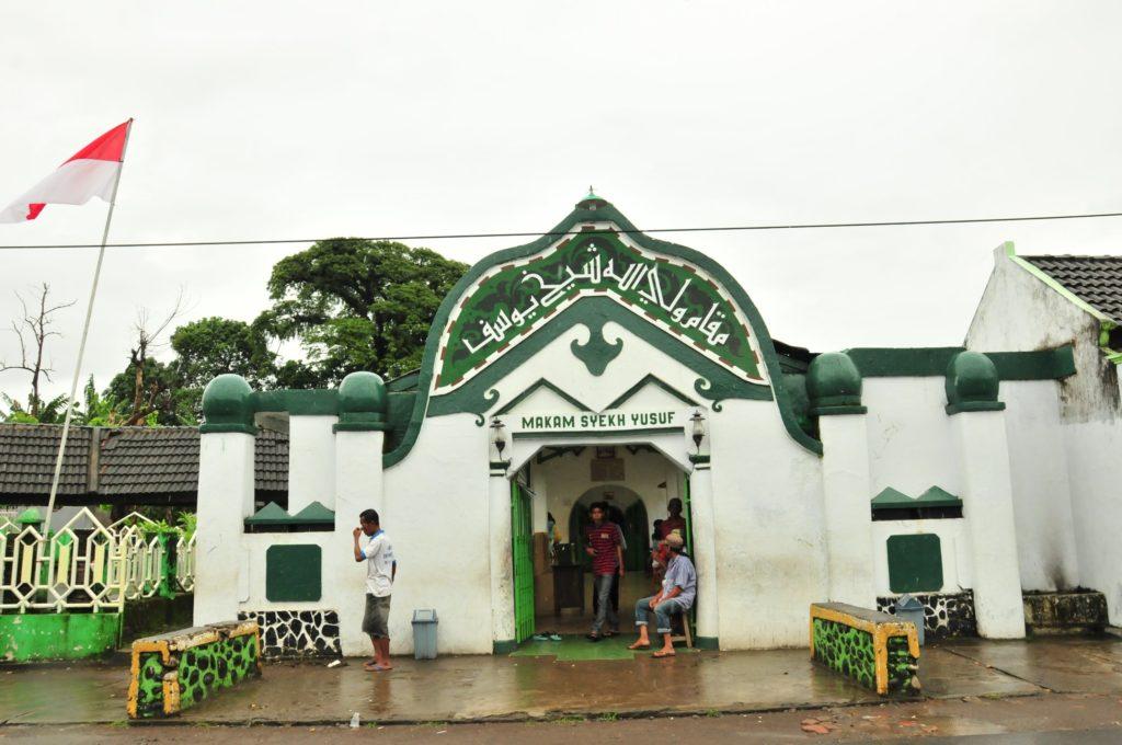 Makam Syekh Yusuf di Kobbang, Gowa. (foto: ist/palontaraq)