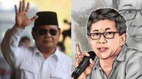 Rocky Gerung nyatakan oposisi juga terhadap Prabowo. (foto: ist/palontaraq)