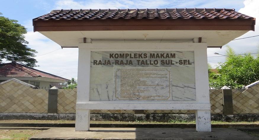 Kompleks Makam Raja-raja Tallo. (foto: ist/palontaraq)