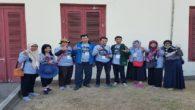 Di Fort Rotterdam, Komunitas Blogger Makassar bersama Lembaga Lingkar ikut kegiatan Jalan-jalan ke Bangunan Bersejarah Kota Makassar. (foto: