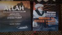 Buku karya Drs KH Sahib Sultan. (foto: mfaridwm/palontaraq)