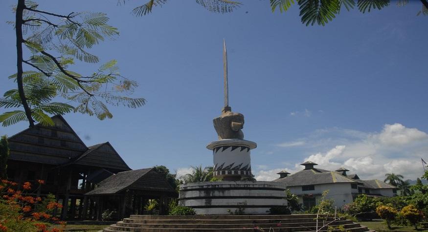 Istana Datu Luwu. (foto: ist/palontaraq)