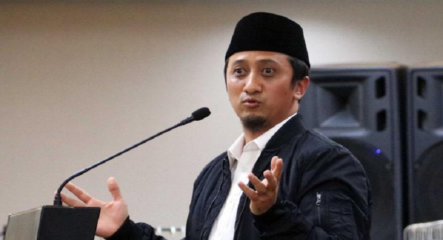 Ustadz Yusuf Mansur. (foto: ist/palontaraq)