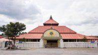 Masjid Agung Yogyakarta. (foto: ist/palontaraq)