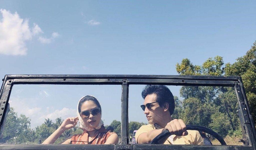 Ainun dan Ahmad dalam Film Habibie & Ainun 3. (foto: ist/palontaraq)