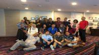 Para Peserta EYW Annual Meeting di Hotel Mercure Sabang. (foto: ist/palontaraq)