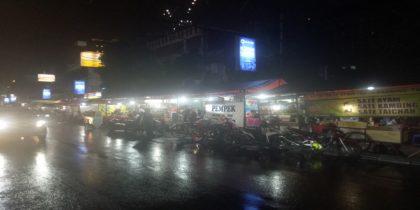 Kawasan Kuliner Jalan Sabang. (foto: mfaridwm/palontaraq)