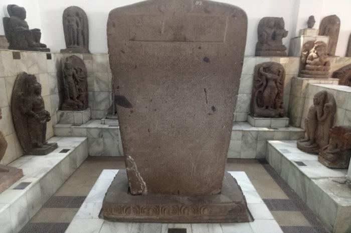 Koleksi Prasasti Museum Nasional RI. (foto: mfaridwm/palontaraq)