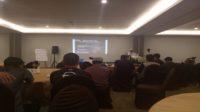 Seminar Bisnis Islam. (foto: mfaridwm/palontaraq)