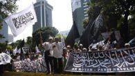 Khilafah itu ajaran Islam. (foto: ist/palontaraq)