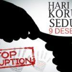 Hari Anti Korupsi. (foto: ist/palontaraq)