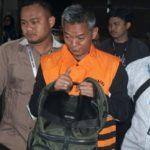 Komisioner KPU, Wahyu Setiawan resmi ditetapkan sebagai Tersangka KPK. (foto: ist/palontaraq)