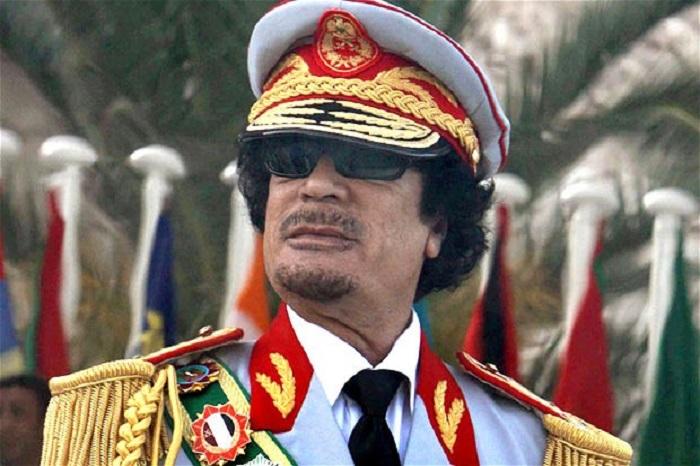 Moammar Qaddafi. (foto: ist/palontaraq)