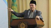 Prof Dr. Yunahar Ilyas, Ketua PP Muhammadiyah. (foto: suaraislam)