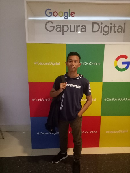 Kelas Google Gapura Digital. (foto: mfaridwm/palontaraq)