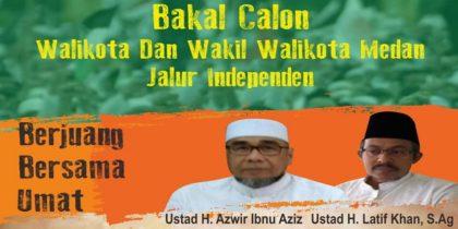 Ikhtiar Masyarakat Muslim Medan. (foto: ist/palontaraq)