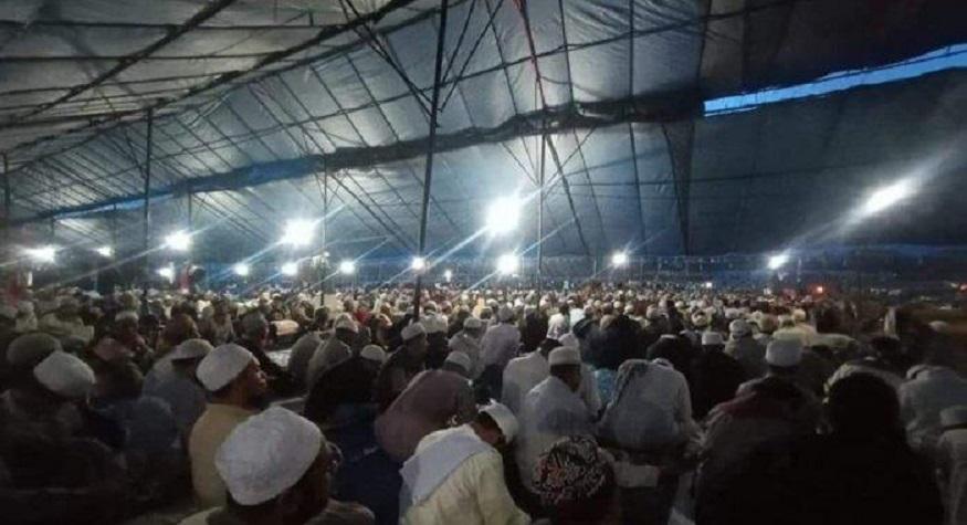 Ijtima' Jamaah Tabligh. (foto: ist/palontaraq)