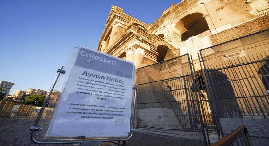 Dalam Sehari, 368 Pasien Corona Meninggal di Italia