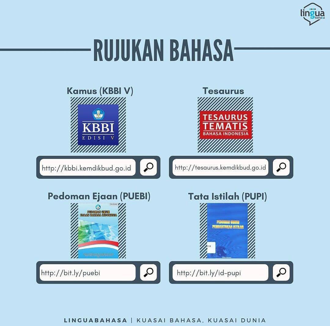 Rujukan Bahasa. (foto: ist/palontaraq)