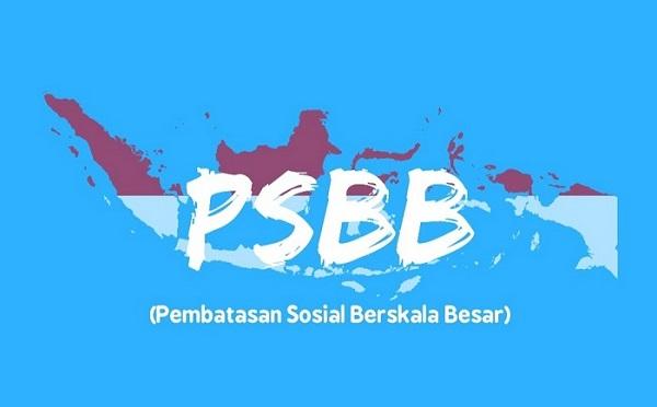 Ilustrasi PSBB. (foto: daulatrakyat)