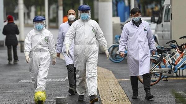 Ilustrasi. Pemerintah Inggris menetapkan virus corona yang berasal dari China sebagai ancaman kesehatan masyarakat. (Chinatopix via AP)