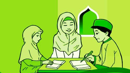Lancar membaca Al-Qur'an. (foto: ist/palontaraq)