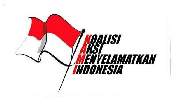 Koaliasi Aksi Menyelamatkan Indonesia. (foto: ist/palontaraq)