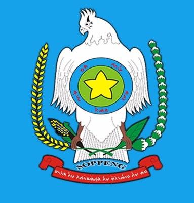 Lambang Daerah Kabupaten Soppeng. (foto: ist/palontaraq)