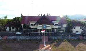 Kantor Pemerintah Kabupaten Soppeng. (foto: ist/palontaraq)