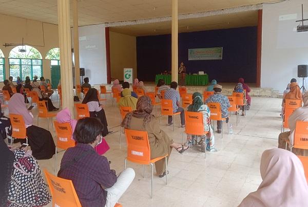Pertemuan dengan Orangtua Santriwati Baru (11/8/2020)