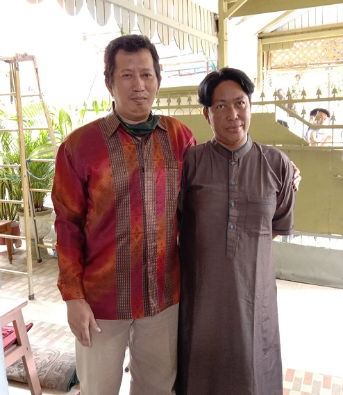Bersama Kahar (Bissu Eka)