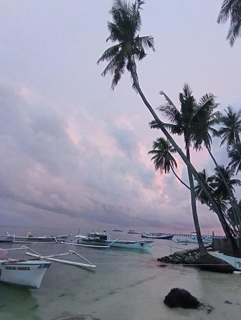 Pemandangan sisi timur Pulau Gondong Bali. (foto: ettaadil/palontaraq)