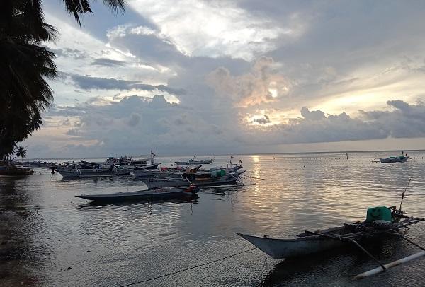 Pemandangan sisi barat Pulau Gondong Bali. (foto: ettaadil/palontaraq)