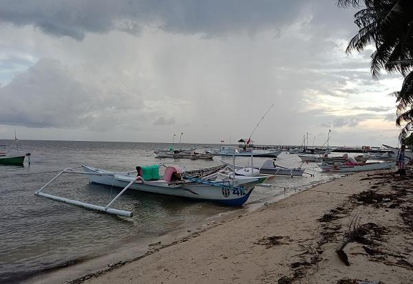 Dermaga Pulau Gondong Bali. (foto: ettaadil/palontaraq)